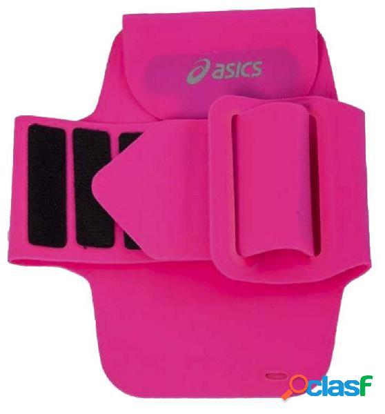 Brazalete movil running asics mp3 arm tube rosa unica