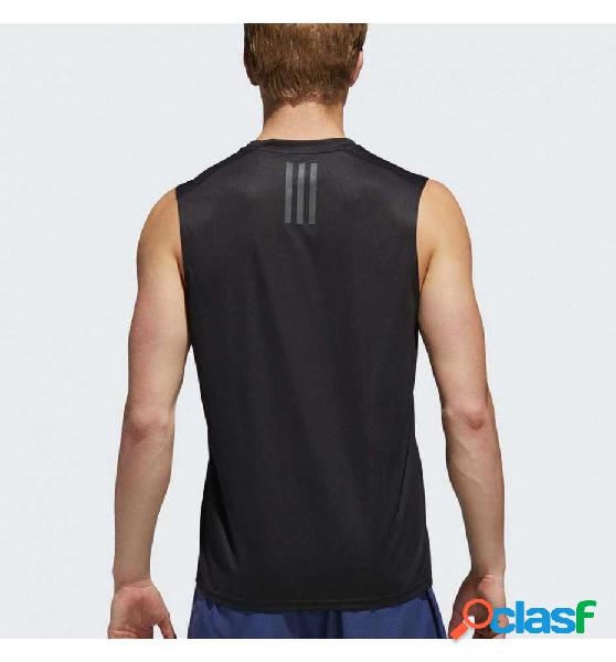 Camiseta de tiranters para fitness adidas rs slvs tee m negro s