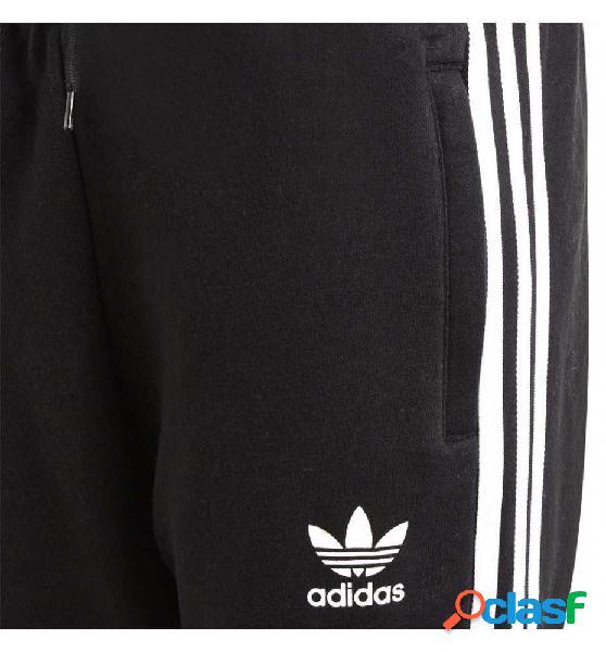 Pantalon Largo Casual Adidas J Trf Ft Pants 152 Negro 1