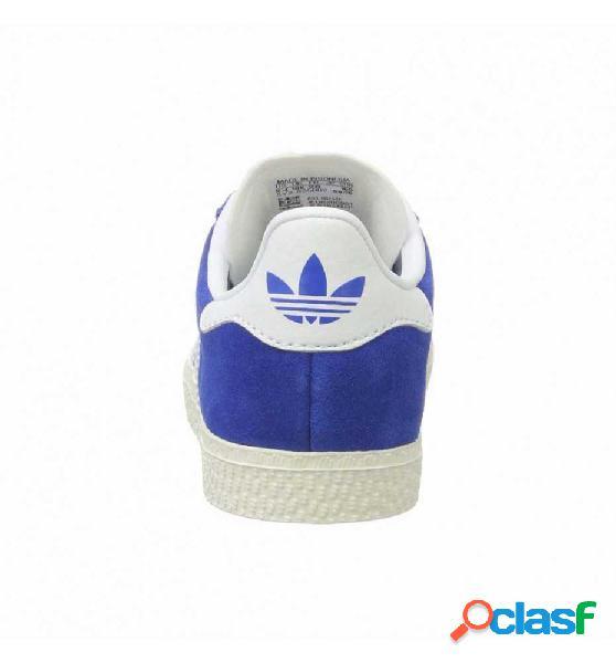Zapatillas casual adidas gazelle c 32 azul