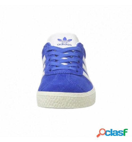 Zapatillas Casual Adidas Gazelle C 32 Azul 1