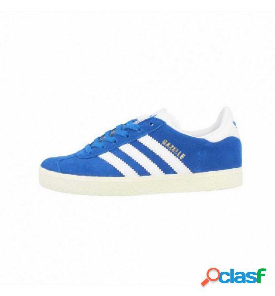 Zapatillas Casual Adidas Gazelle C 32 Azul 2