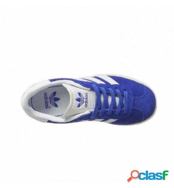 Zapatillas Casual Adidas Gazelle C 32 Azul 3