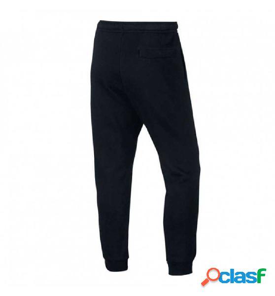 Pantalón largo nike sportwear jogger m negro