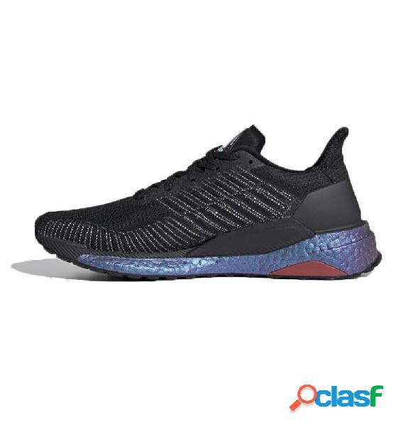 Zapatillas running adidas solar boost 19 w 38 2/3 negro