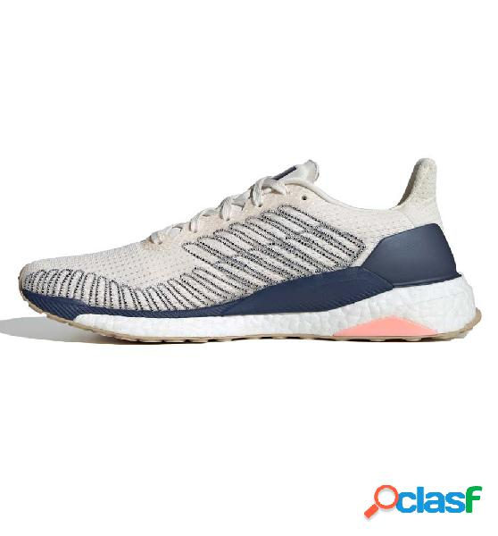 Zapatillas running adidas solar boost 19 w 38 blanco