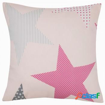 Cojín decorativo estrellas sansa