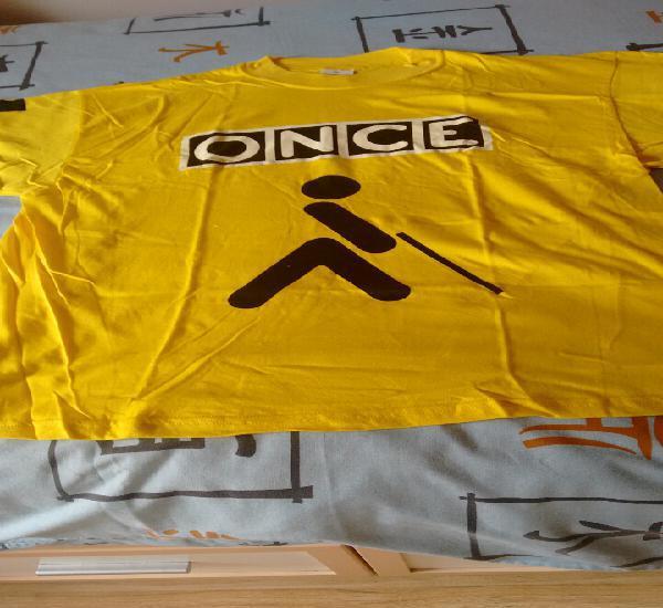 Camiseta de la once nueva antiguo xl
