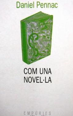 Daniel pennac: com una novel·la