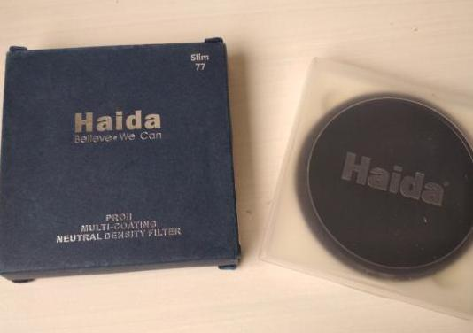 Filtro nd3.0 1000x haida 77mm