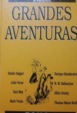 Grandes aventuras. tomo 4