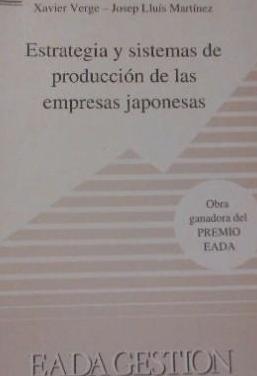 Libro - estrategia y sistemas de producción