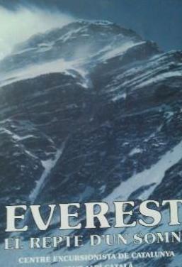 Libro - everest - el repte d'un somni