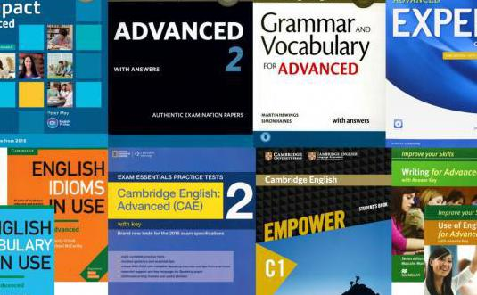 Libros Advanced cambridge C1, First B2, PET B1, C2