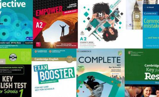 Libros ket cambridge key for schools a2 b2 b1 c1
