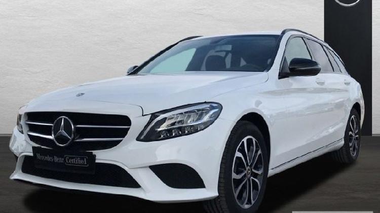 Mercedes-benz clase c familiar 194cv automático de 5