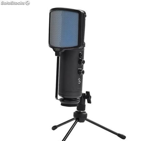 Microfono profesional para youtubers keep out microfono pro