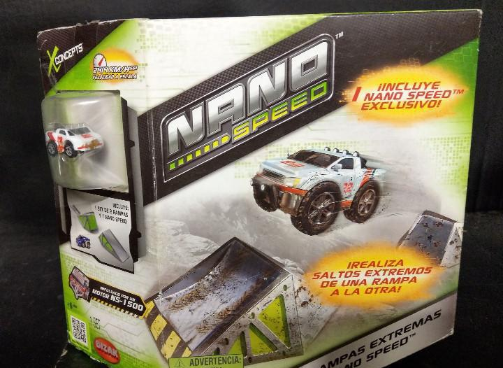Nano speed rampas extremas bizak