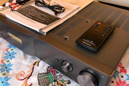 Pioneer a-a6j amplificador hi-fi