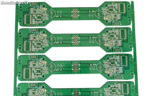 Termómetro digital infrarrojo pcb