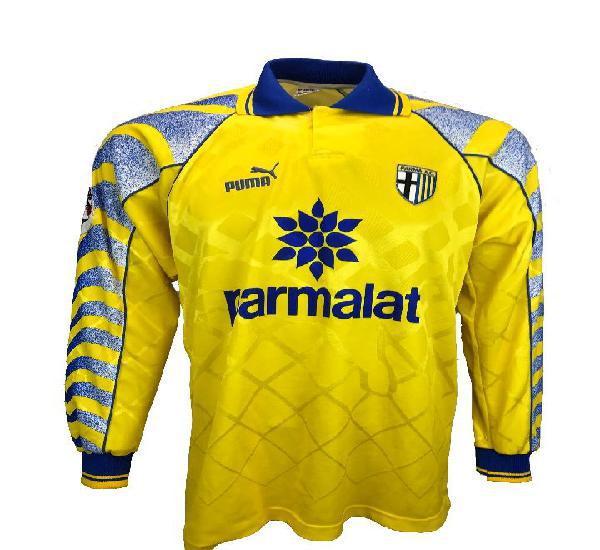 Camiseta hernan crespo match worn shirt parma italia