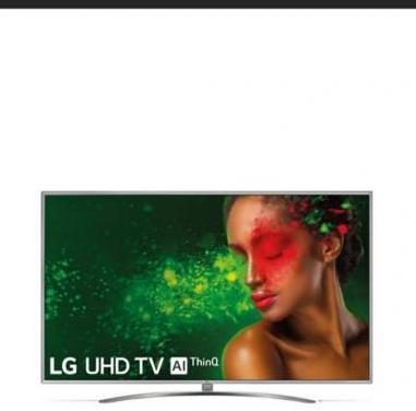 Televisión lg 55