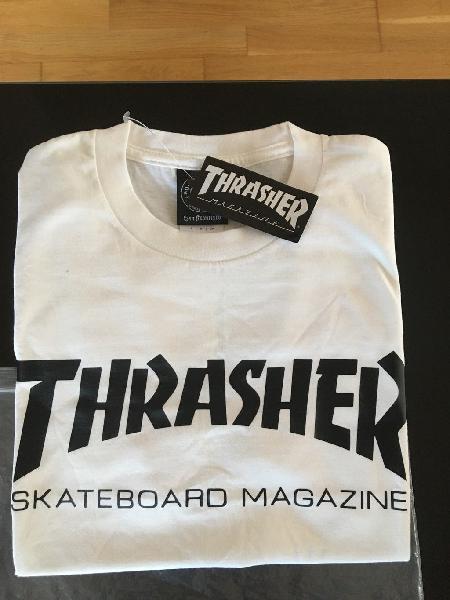 Camiseta thrasher original talla s