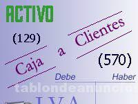 Clases de contabilidad y matemáticas financieras