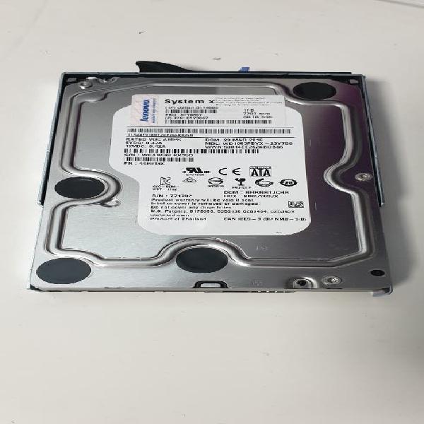 Disco duro lenovo system x 1tb
