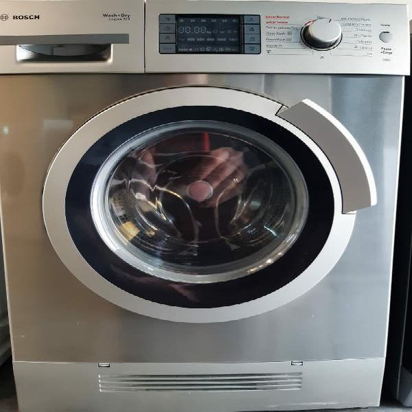 Envio 15-18 abril lavadora secadora bosch 7+4 kgs!