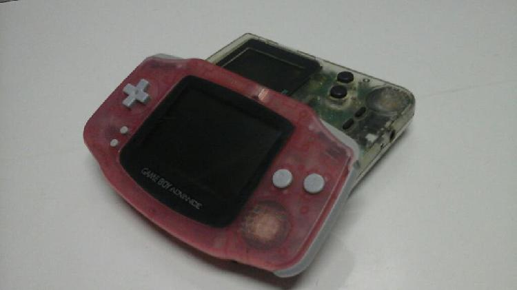 Gameboy advance pocket