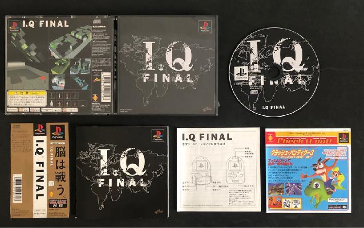 I.q. final playstation