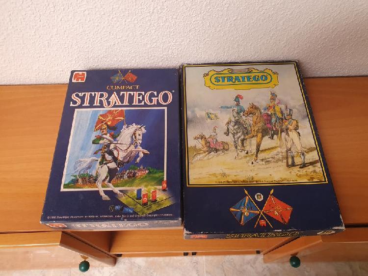 Juegos de mesa antiguos stratego