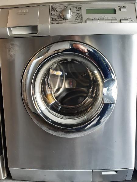 Lavadora aeg 7kg inox 1200rpm a+++. garantía