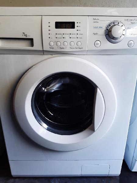 Lavadora lg 7kg 1200rpm a+. garantía. envio