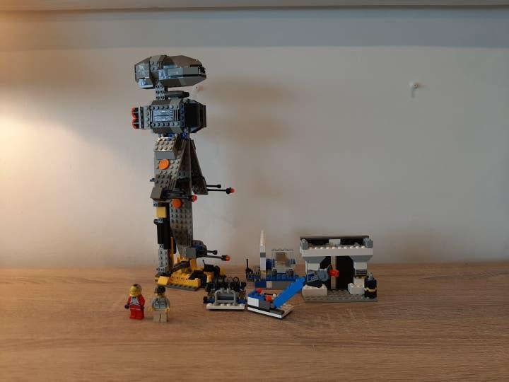 Lego star wars 7180 b-wing
