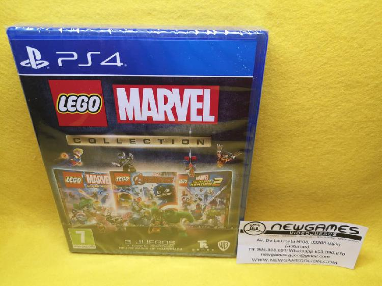 Marvel collection (nuevo) - ps4