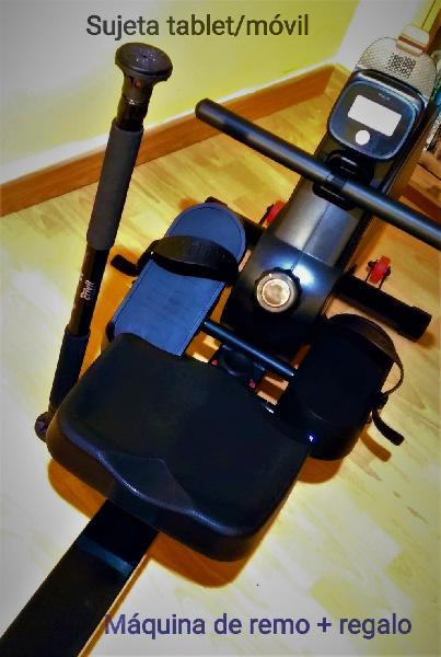 Máquina de ejercicios de remo