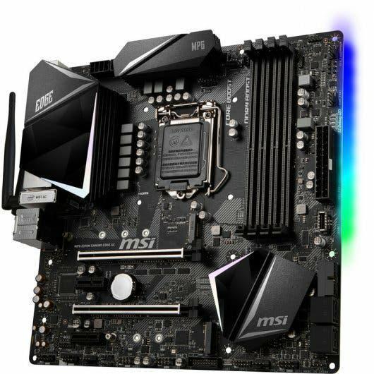 Msi z390m gaming edge