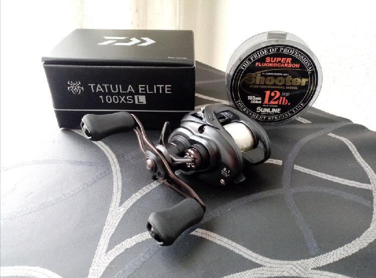 Nuevo daiwa tatula elite 100 xsl