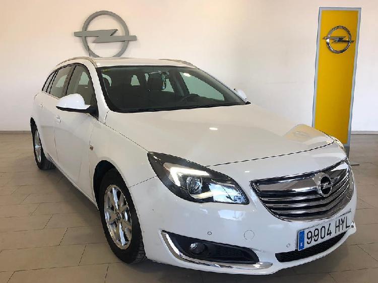 Opel insignia sport tourer 2.0cdti *140cv *2014*