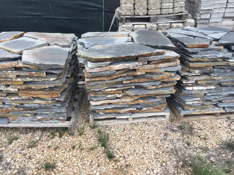 Piedra natural para aplacar exterior