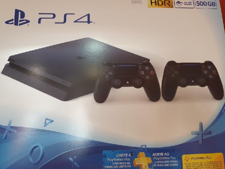 Play station 4 ps4 nueva