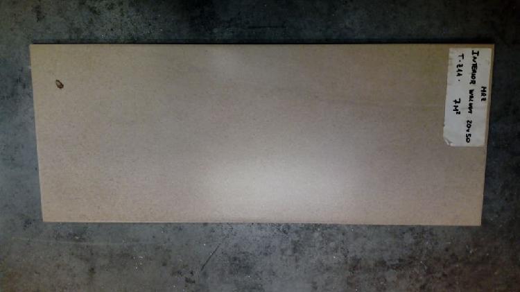 Revestimiento interio walnut 20x50 saldo