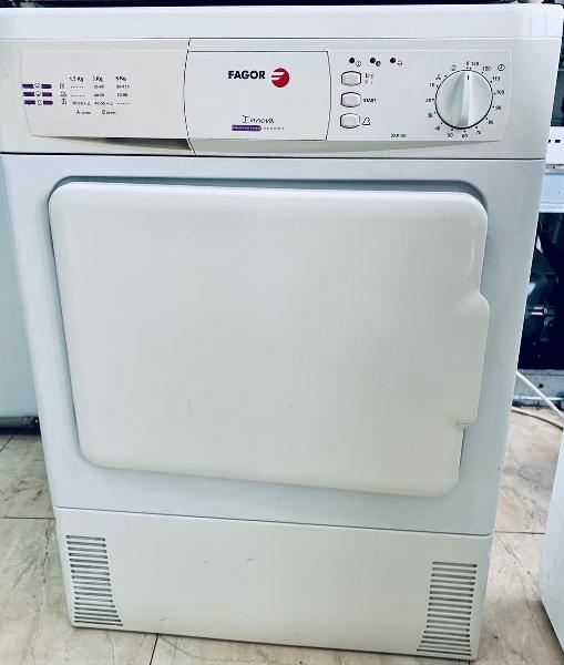 Secadora de condensación fagor 6 kilos
