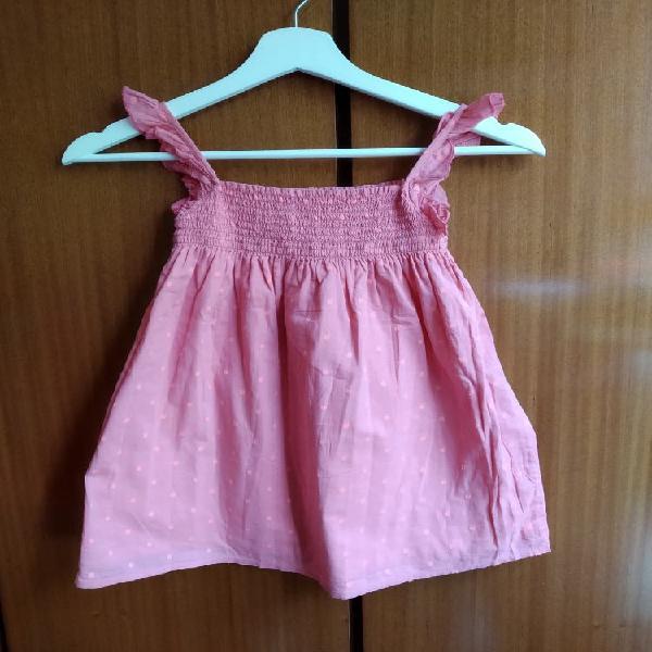"Vestido ""girls collection dombi"", talla 6/7"