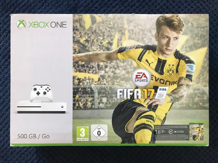 Xbox one 500gb go