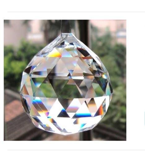 Bola cristal feng shui