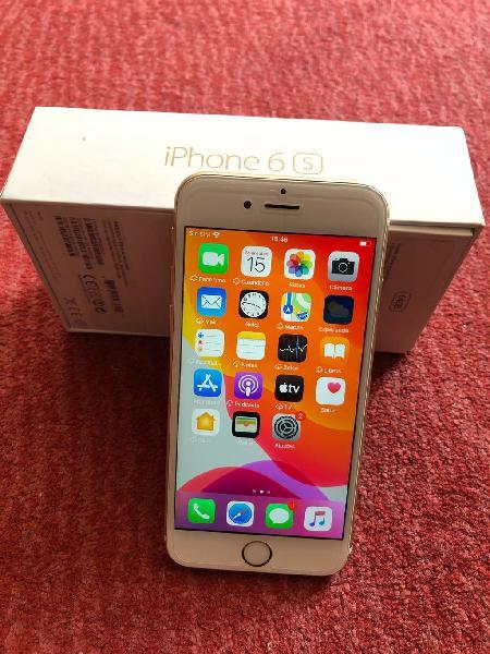 Iphone 6s 64 gb * como nuevo* *salud batería 100%*