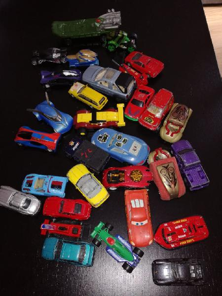 Juguetes coches
